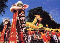 Dragon Dance - Singapore
