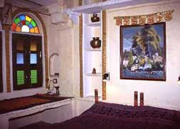 Well Appointed Room at Haveli Brij Bhushanjee, Bundi