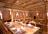 Restaurant at Hotel KK Royal Days, Jaipur