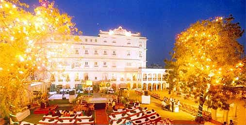 The Raj Palace Hotel, Jaipur