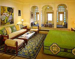 Well Appointed Suite at Hotel Lake Palace, Udaipur