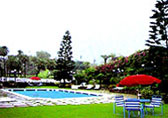 Swimming Pool at Hotel Hillock, Mount Abu