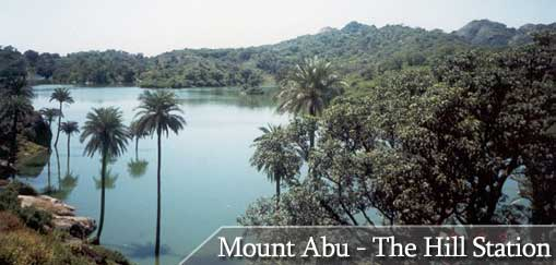Nakki Lake at Mount Abu