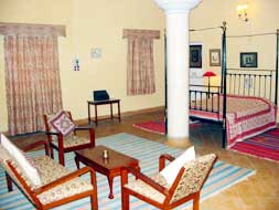 Well Appointed Suite at Hotel Roop Niwas Palace, Nawalgarh