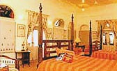 Well Appointed Room at at Neemrana Fort Palace, Alwar