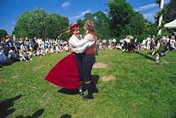 Traditional Dance - Sweden